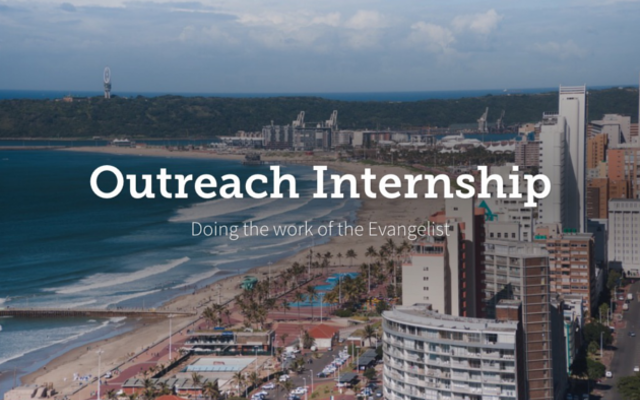 Outreach Internship Evening Services