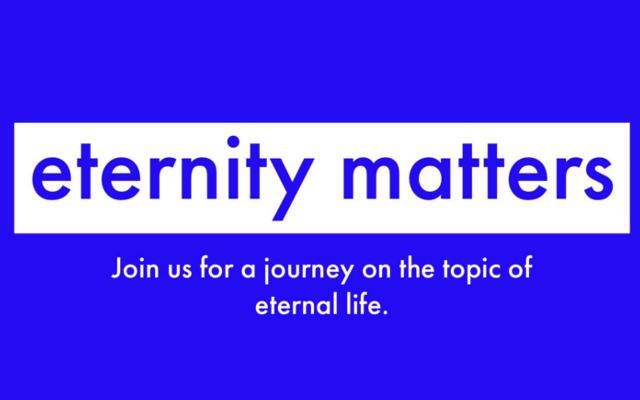 Eternity Matter